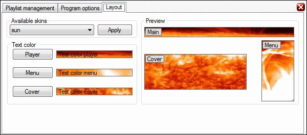 Shuffle Music Player screenshot